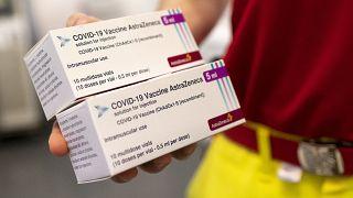 لقاح أسترازينيكا المضاد لفيروس كورونا