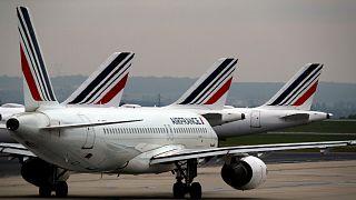 """طائرة تابعة لـ """"إير فرانس"""""""