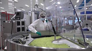 Une usine en Europe