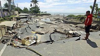 Várias infraestruturas foram afetadas pelo mau tempo