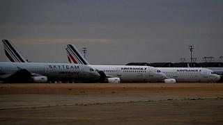 هواپیماهای شرکت «ایرفرانس»