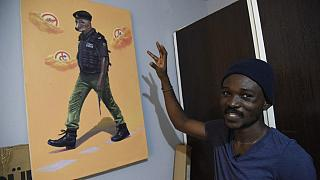 Nigeria's 'social satirist' fights injustice with art