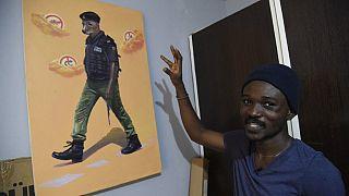 Nigeria : Julius Agbaje, satiriste social à l'art contestataire