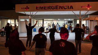 Brazília elvesztette a kontrollt a járvány felett