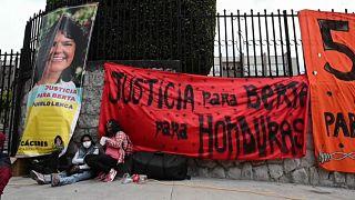 Megkezdődött a tárgyalás a meggyilkolt hondurasi környezetvédő ügyében