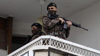 السجن مدى الحياة لأربعة عسكريين سابقين على صلة بمحاولة الانقلاب في تركيا عام 2016
