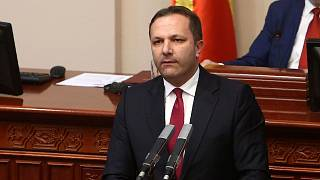 Interior Minister Oliver Spasovski told reporters the suspects worked in the ministry's passport office.