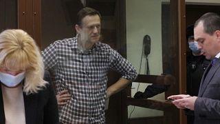 Campanha internacional de apoio a Alexei Navalny