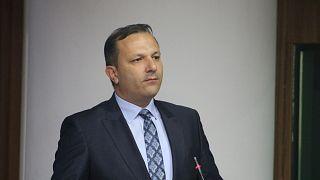 Makedonya İçişleri Bakanı Oliver Spasovski