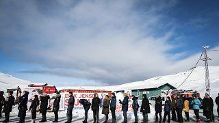 انتخابات در گرینلند