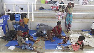Todos os dias chegam novos refugiados a Pemba, em Moçambique