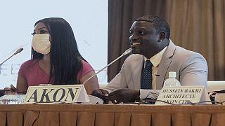 Singer Akon seeks business opportunities in Uganda