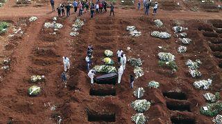 Romló járványhelyzet Latin-Amerikában