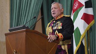"Re Abdullah di Giordania: ""La crisi è finita"""