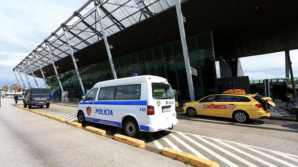 Albania sends troops and police to end air traffic control strike