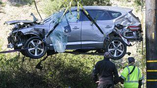 Accident de Tiger Woods : l'enquête conclut à une vitesse excessive