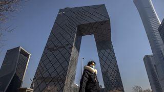Nem csak a felhőkarcolók, a milliárdosok száma is megugrott Pekingben - képünk illusztráció