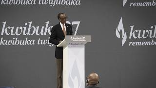 "Rwanda's Kagame says French report on genocide ""an important step"""
