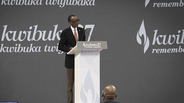 Rwanda : Paul Kagame réagit au rapport français Duclert
