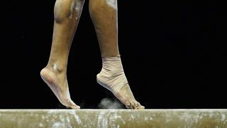 File photo - Gymnastics