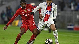 Champions League: Kylian Mbappe helps PSG beat Mayern Munich