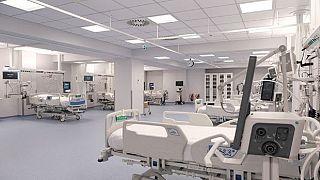 Προσθήκη 145 Νέων Κλινών ΜΕΘ και ΜΑΦ  σε 15 Νοσοκομεία της Χώρας