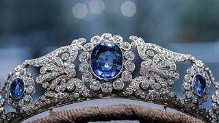 Il diadema di zaffiri e diamanti di Beauharnais