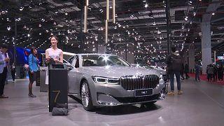 BMW: рекордный рост продаж