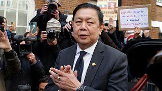 سفیر میانمار در لندن