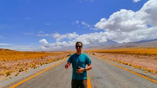 Orlando Osorio is a digital nomad who has been on the road for four years.