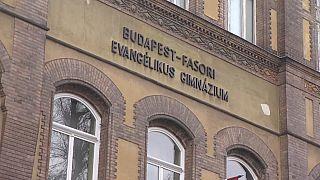 Schule in Budapest - Ungarn