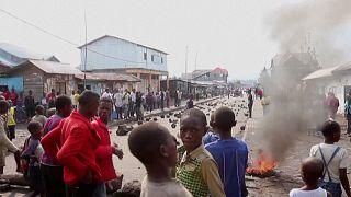 خشونت در راهپیمایی علیه صلحبانان سازمان ملل متحد در کنگو