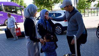 یک خانواده مهاجر ایرانی/افغان در سوئد-آرشیو ۲۰۱۶