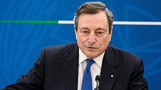 İtalya Başbakanı Draghi Erdoğan için 'diktatör' dedi