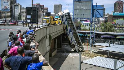 South Africa: Over 200 killed in Easter weekend road crashes