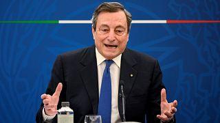 Italian PM Draghi had strong words for Turkish president Erdogan