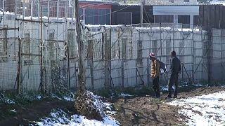 Focolai di Covid-19 nei centri d'accoglienza in Bosnia