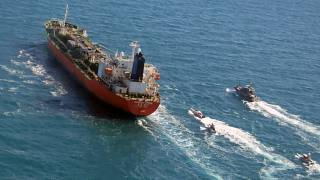 ناقلة النفط الكورية الجنوبية التي احتجزتها إيران منذ 3 أشهر