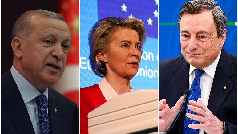 İtalya Başbakanı Draghi'nin 'diktatör' sözlerine Ankara'nın tepkisi