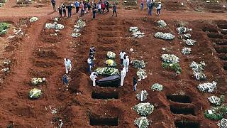 Brazil is the third country after Peru and the United States to record more than 4,000 COVID deaths in 24 hours