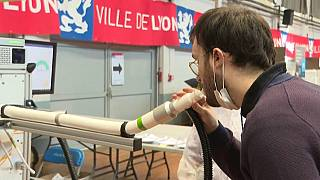 Test respiratoire à Lyon