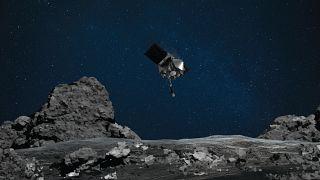 NASA's OSIRIS-REx is ready for touchdown on asteroid Bennu.