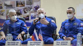 Expressflug ins All - Raumstation ISS bekommt Verstärkung