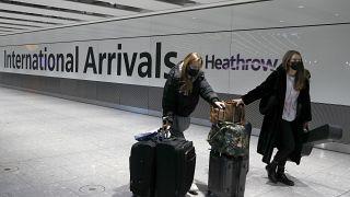 Heathrow Airport in London