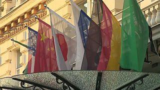 Iráni nukleáris tárgyalások Bécsben -  első hét