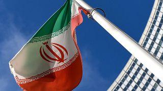 Iranische Fahne
