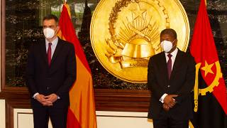 Spain's Prime Minister Sanchez on charm offensive in Africa
