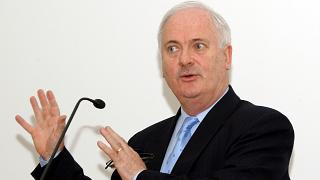 John Bruton pictured in early 2007