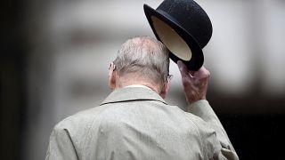 Príncipe Felipe tinha 99 anos