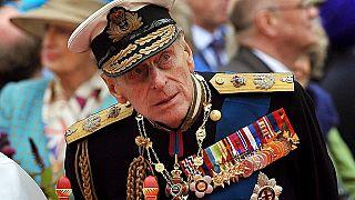 Prinz Philip 2012